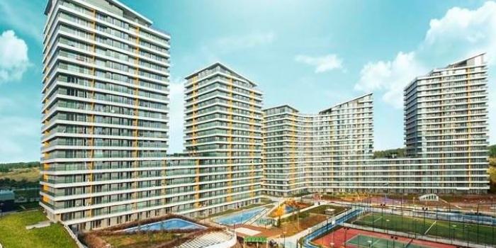 Batışehir'de yüzde 5 peşinat 240 ay vade seçeneği