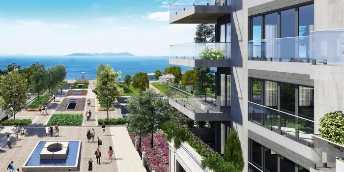Büyükyalı İstanbul'da yüzde 5 peşinat 5 yıl sıfır vade farkı fırsatı