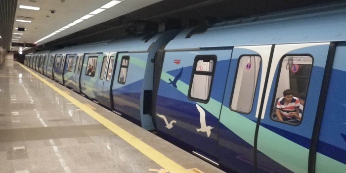 Gebze-Darıca metrosuna 6 teklif