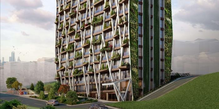 Greenox Urban Residence'de 240 ay vadeyle konut fırsatı