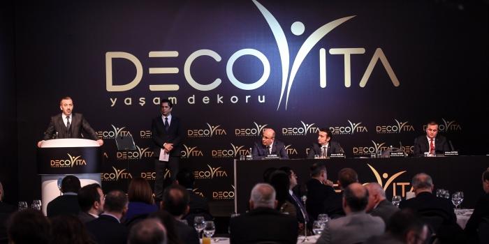 Decovita'dan üretim hamlesi