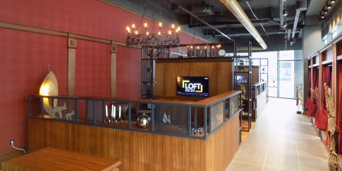İncek Loft'un  ikinci el resmi satış ve kiralama ofisi Loft Trade açıldı!