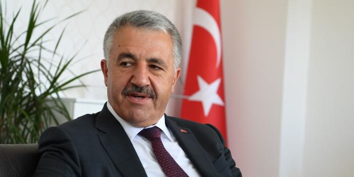 Ulaştırma Bakanı'ndan Doğu Anadolu'ya yatırım çağrısı