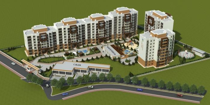 Emlak Konut Körkezkent 3. Etap Evleri Müzayedesi 22 Şubat'ta!