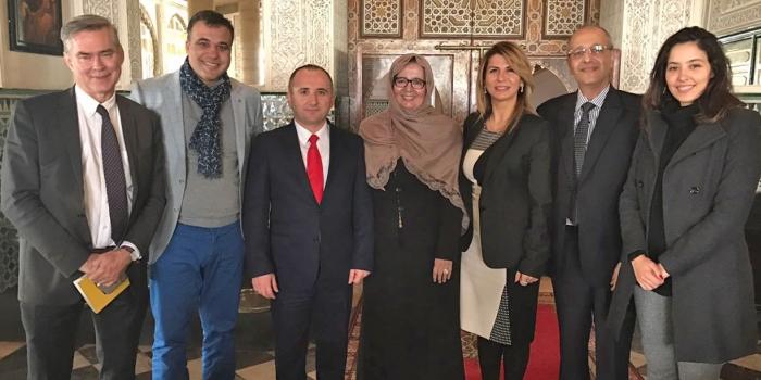 Türk şirket Lovet İnşaat'tan Fas'a bin mobil hastane