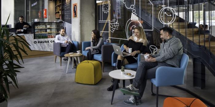 Kentsel dönüşüm ofis algısını değiştiriyor