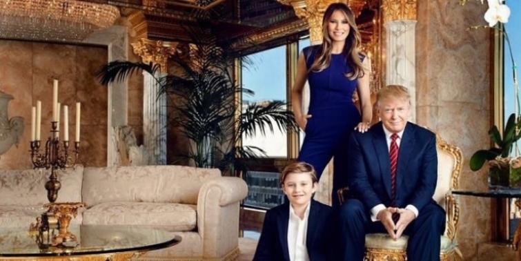 Donald Trump'ın 5 muhteşem evi