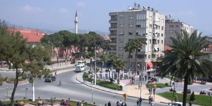 Aydın Nazilli'de bazı alanlar riskli alan ilan edildi