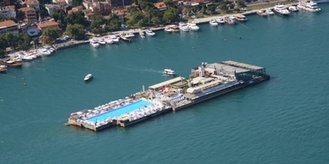 Mahkeme'den Galatasaray Adası kararı: Hazineye ait