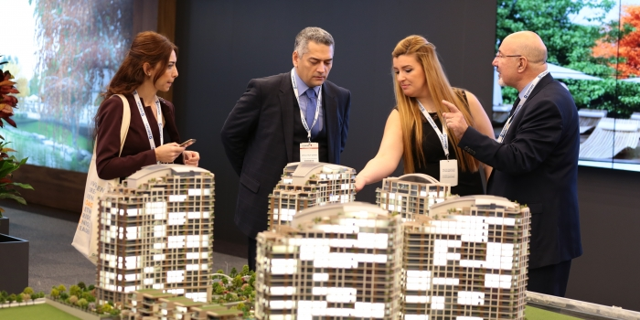 Sektörün kalbi 23-25 Mart'ta Cityscape Turkey ile atacak