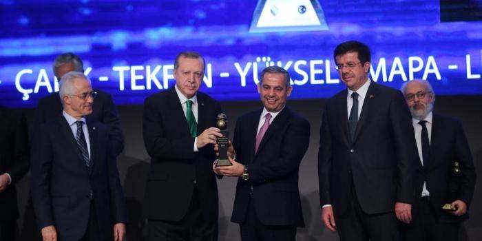 Türkiye dünyanın en büyük müteahhitleri listesinde zirveye çok yakın