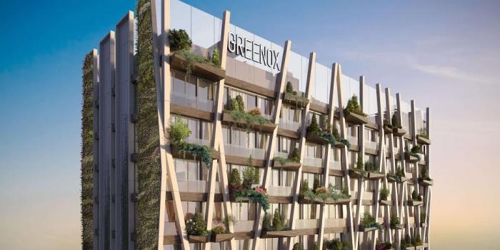 Kentsel Dönüşümde Yeşil Yapılanma: Greenox Urban Residence