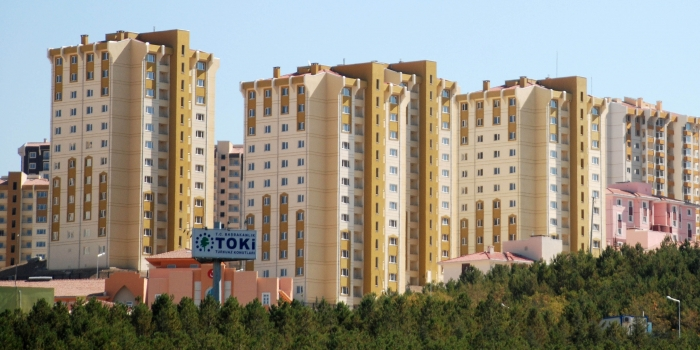 Adana Yüreğir Kışla Mahallesi Toki Evleri sözleşme imzalama dönemi