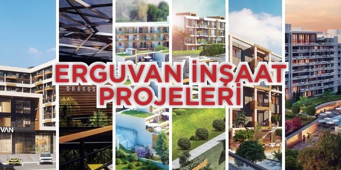 Erguvan İnşaat Projeleri
