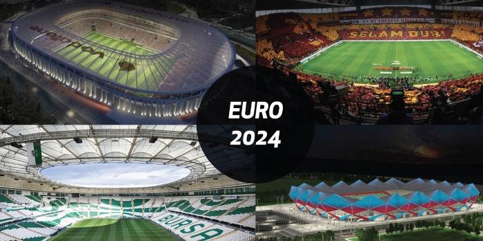 Modern stadyum atağı Türkiye'ye Euro 2024'ü getirir mi?