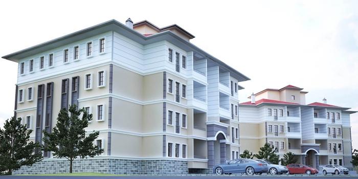 Toki Konya Derbent'e 47 konut yapacak