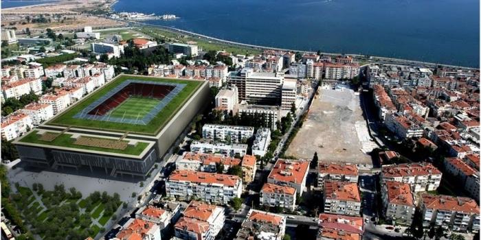 İzmir Göztepe ve Karşıyaka yeni stadyumları ihaleye çıkıyor