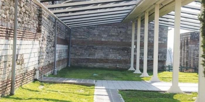 Belediye'den düğün salonuna dönüşen tarihi surlarla ilgili açıklama