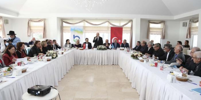 İstanbul için ortak akıl planı