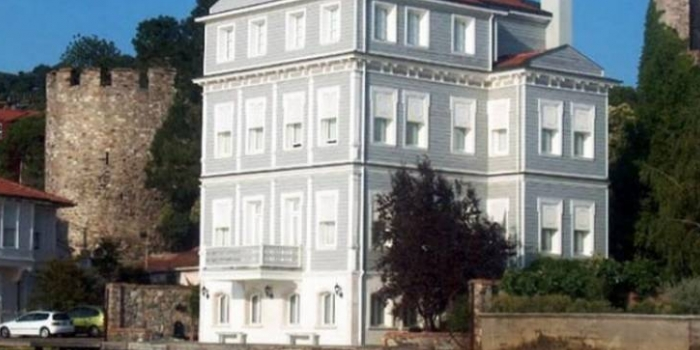 Komodor Remzi Bey Yalısı'nın satışı durduruldu