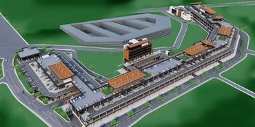 Otostat fiyatları metrekaresi 4 bin 500 TL'den başlıyor