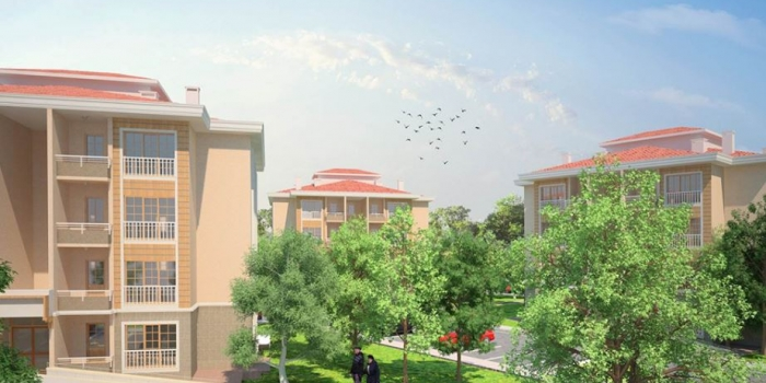 Toki Konya Akören'e 157 konut yapacak