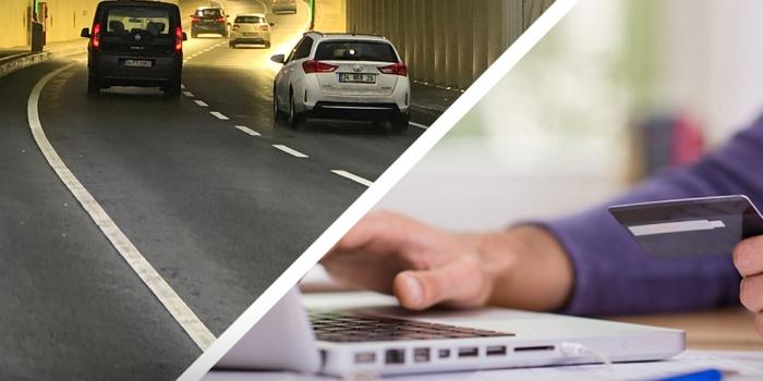 Avrasya Tüneli geçiş ücretlerinde internet dönemi