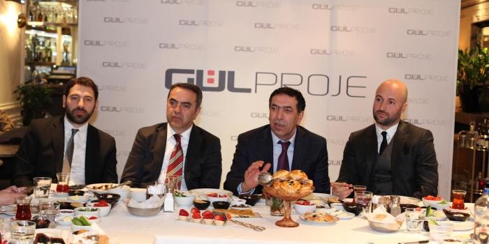 Gül Şirketler Grubu'ndan 10 milyar TL değerinde yatırım
