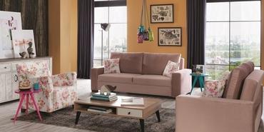 Rahatlığın ve mutluluğun paylaşım alanları oturma odaları