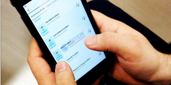 Alüminyum sektöründe mobil uygulama kullanımı yükselişte