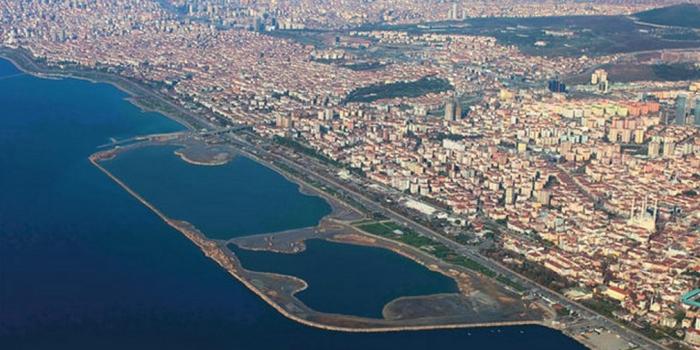 Anadolu Yakası'na yeni dolgu alanı geliyor