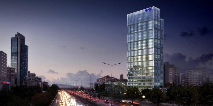 İstanbul'un en iyi 20 ofis binası