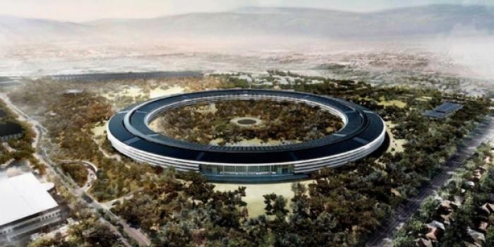 Apple Park ne zaman tamamlanacak?