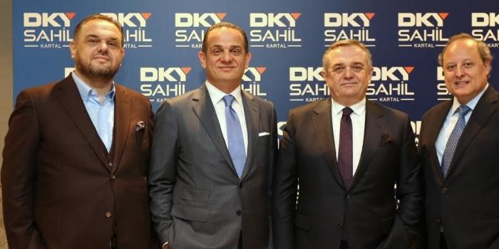 DKY İnşaat'tan Kartal sahiline 240 milyon TL'lik yatırım