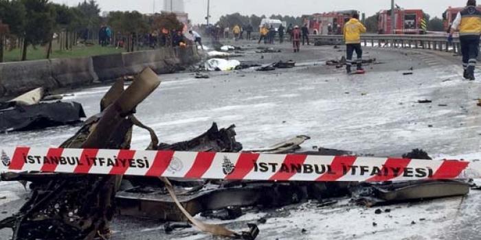 Eczacıbaşı'ndan helikopter kazasıyla ilgili açıklama
