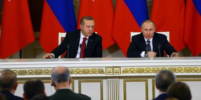 Erdoğan-Putin görüşmesinin kritik maddesi İnşaat şirketleri
