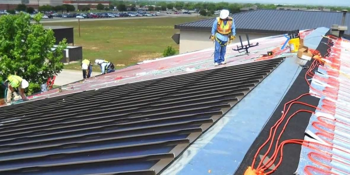 Çatı teknolojileri
