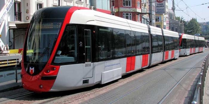 Eminönü eyüp tramvay hattı