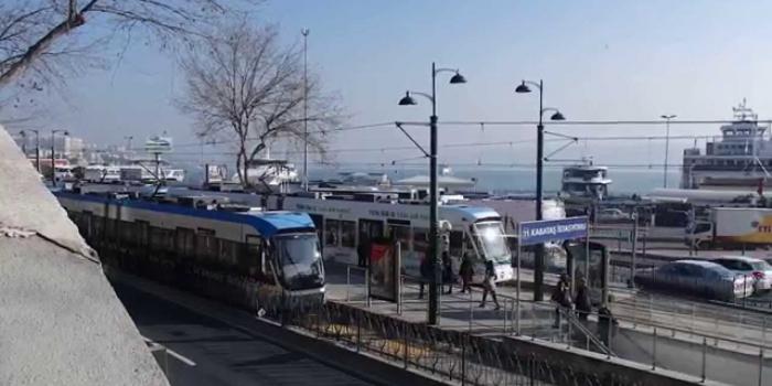 Eminönü-Eyüp tramvayı için çalışmalar hızlandı
