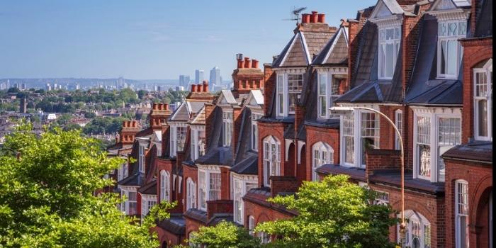 İngiltere'de 7 yıl sonra ilk kez kira endeksi geriledi