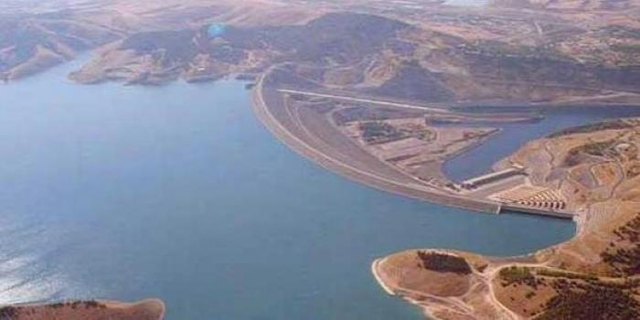 Silvan Barajı'nın yüzde 70'i tamamlandı