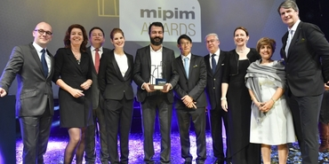 Tabanlıoğlu Mimarlık'a MIPIM 2017'de 4. ödül