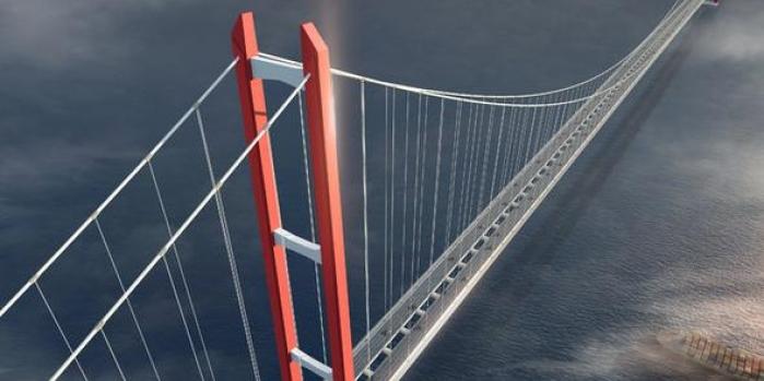 1915 Çanakkale Köprüsü'nün temeli atıldı! İşte tüm merak edilenler
