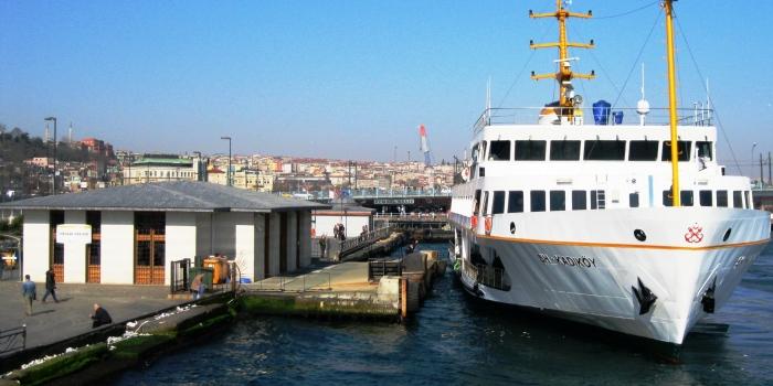 Beşiktaş-Üsküdar hattının yeni vapurları hazır