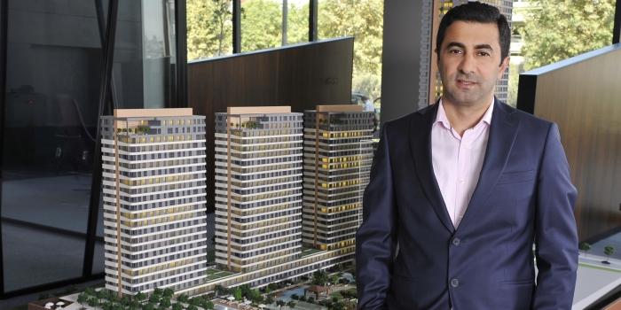 Babacan Palace'da kira öder gibi ev sahibi olma fırsatı