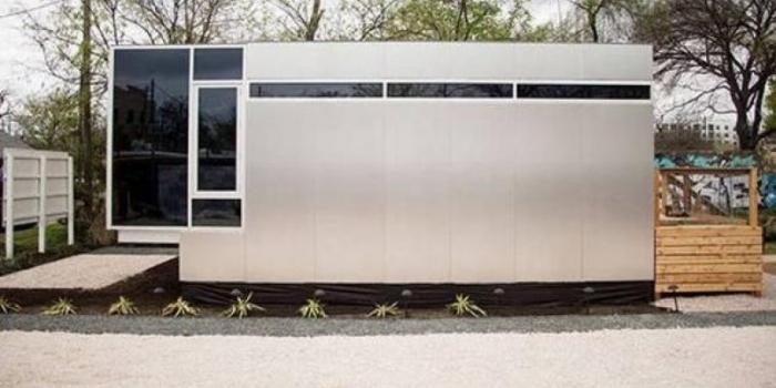 Yıllarca çöplükte yaşadı sonunda rezidans tasarladı