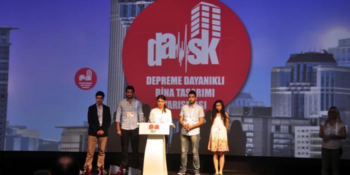 Depreme Dayanıklı Bina Tasarım Yarışması'na rekor ilgi