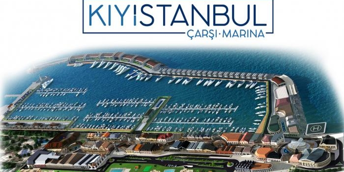 Kıyı İstanbul 4 Nisan'da görücüye çıkıyor