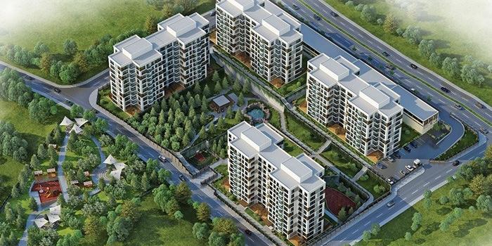 Adres Koru Evleri Sancaktepe fiyatları 370 bin TL'den başlıyor
