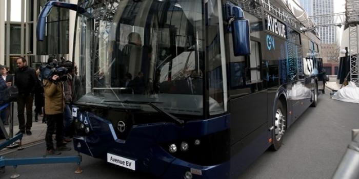 İETT 200 elektrikli otobüs için ihaleye çıkıyor